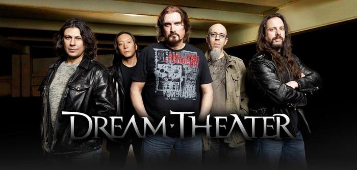 Dream Theater - uuden inspiraation äärellä!