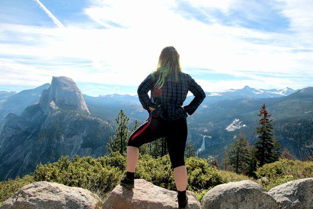 Kalifornia-roadtrip, osa 3: Yosemiten kansallispuisto ja Nevada