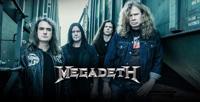 Onko Megadethin Dave Mustaine syyllinen vai ei?