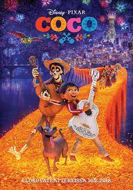 Coco – kuolleiden päivä ja sugar skull hahmot