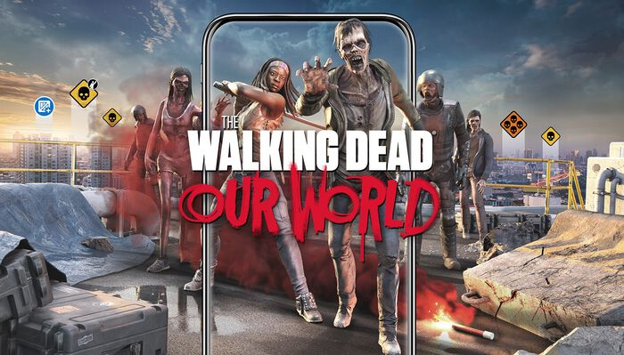 On aika kävellä  – The Walking Dead: Our World