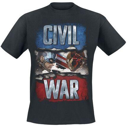Captain America: Civil War - Keskikohta tekee leffan