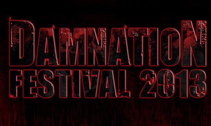 Damnation-festivaali, Leeds, 1.11.2013 - Carcass, Cult Of Luna, Katatonia ja niin edelleen...