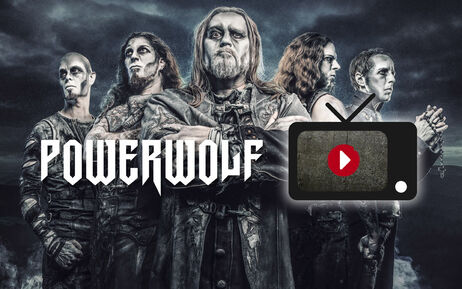 Uusi Powerwolf-video!