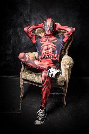 Yllättävän hyvä Deadpool