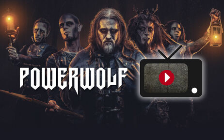 Uusi Powerwolf-video!