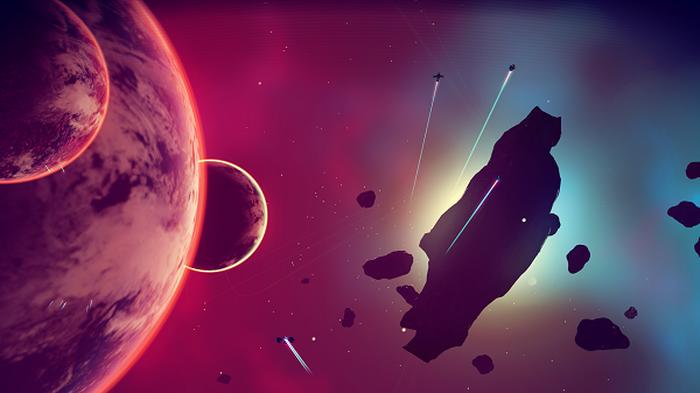 Avaruudessa olet todella yksin - No Man's Sky (PS4)