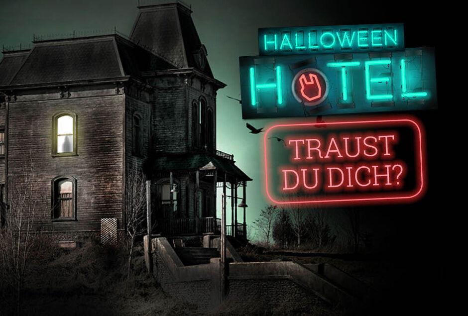 Tervetuloa EMP:n Halloween-hotelliin!