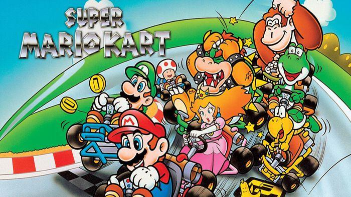 7 erilaista Mario Kart – kloonia