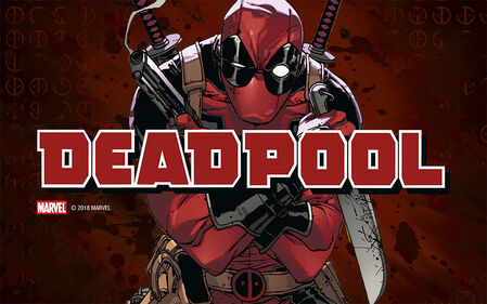 Deadpool tulee! Get your chimichangas!