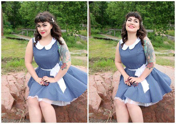 Rockabella - fiftarityyliset mekot ja vaatteet