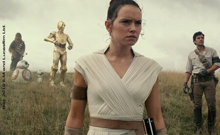 Neue Kino-Trailer: STAR WARS: THE RISE OF SKYWALKER u. a.