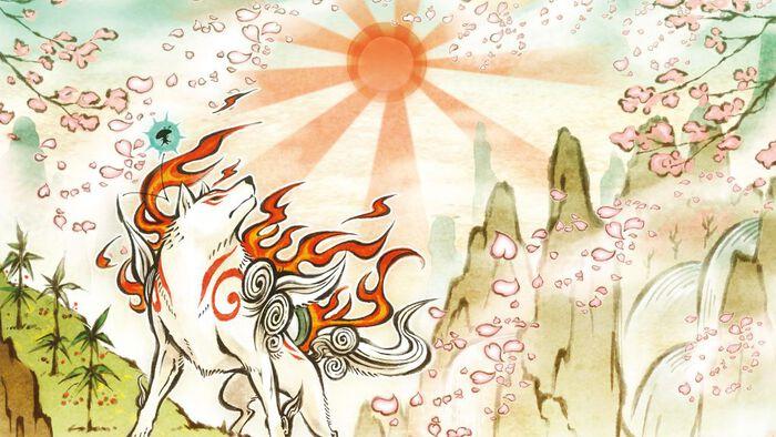 Ōkami – pelikokemus aatelia