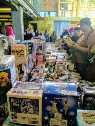 Conikirppis – edukkaita cosplay ja animelöytöjä