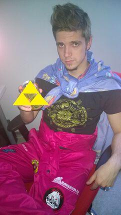 Kolmivoima kiikarissa - The Legend Of Zelda