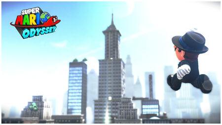 Super Mario Odyssey – Mario matkailee (katso kuvat!)
