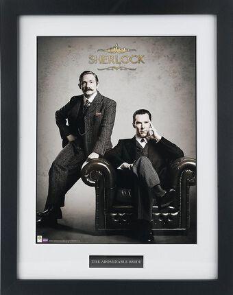 Uusi Sherlock - 4. kausi lähtee lapasesta