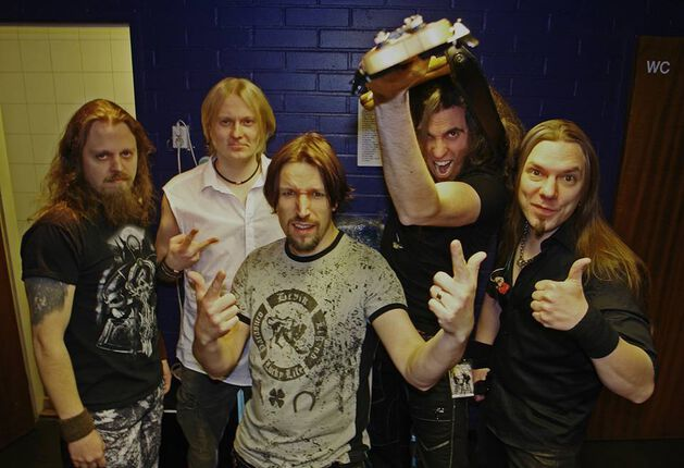Sonata Arctica - 29.1. Helsinki, The Circus