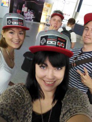 Nintendo-jengi levittää kauhua Keski-Euroopassa