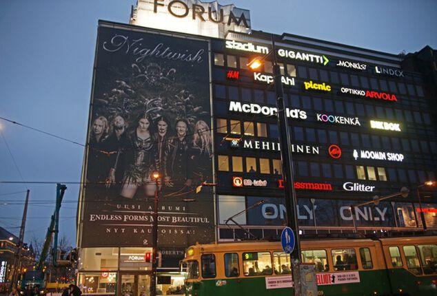 "Nightwish ""Endless forms most beautiful"" on julkaistu!"