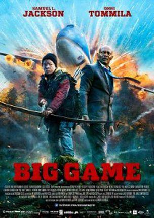 Big Game - se suomalainen elokuva, jossa on Samuel L. Jackson
