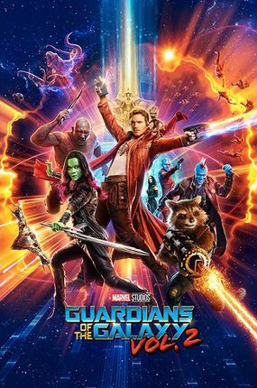 Parempi kuin eka - Guardians of the Galaxy vol. 2