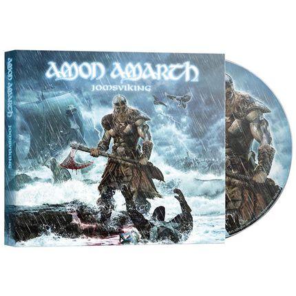 Amon Amarth saapuu Suomeen Iron Maidenin kanssa