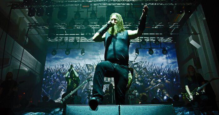Amon Amarth + Carcass - Helsinki, Kaapelitehdas - 09.12.13.