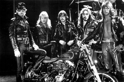 Judas Priest – Nahkaa, niittejä ja tulivoimaa jo vuodesta 1969