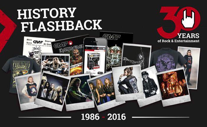 KATSAUS MENNEESEEN – 30 vuotta EMP:tä - 1986–1988