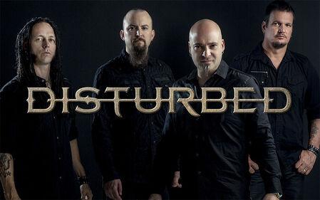 For the Disturbed ones! Disturbed-uutuudet nyt saatavilla!
