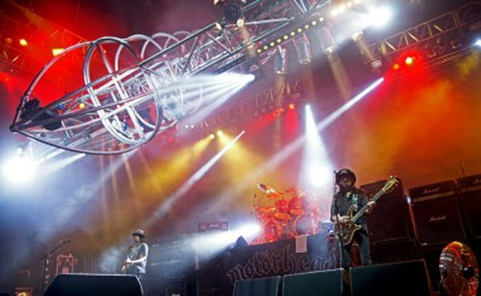 Motörhead - Helsinki, Hartwall-areena - 6.12.2015