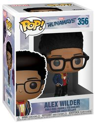Alex Wilder Vinyl Figure 356 (figuuri)