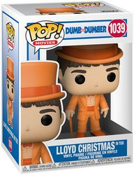 Lloyd Christmas In Tux (Chase-mahdollisuus) Vinyl Figure 1039 (figuuri)