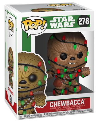 Holiday Chewbacca Vinyl Figure 278 (figuuri)