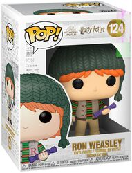 Ron Weasley (Holiday) Vinyl Figure 124 (figuuri)