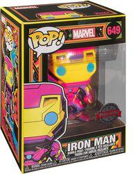 Black Light - Iron Man Vinyl Figure 649 (figuuri)