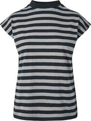 Ladies Y/D Stripe Tee T-paita