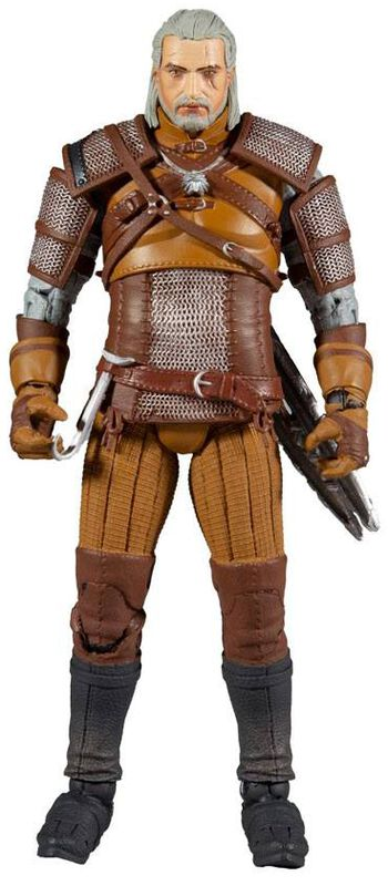 Geralt of Rivia Gold Label Series