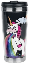 Puking Unicorn - Rainbow