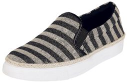 Striped Slip-On