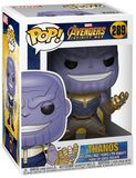 Infinity War - Thanos Vinyl Figure 289 (figuuri)