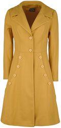 Nicole Mustard 40s Style Coat
