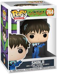 Shinji Vinyl Figure 744 (figuuri)