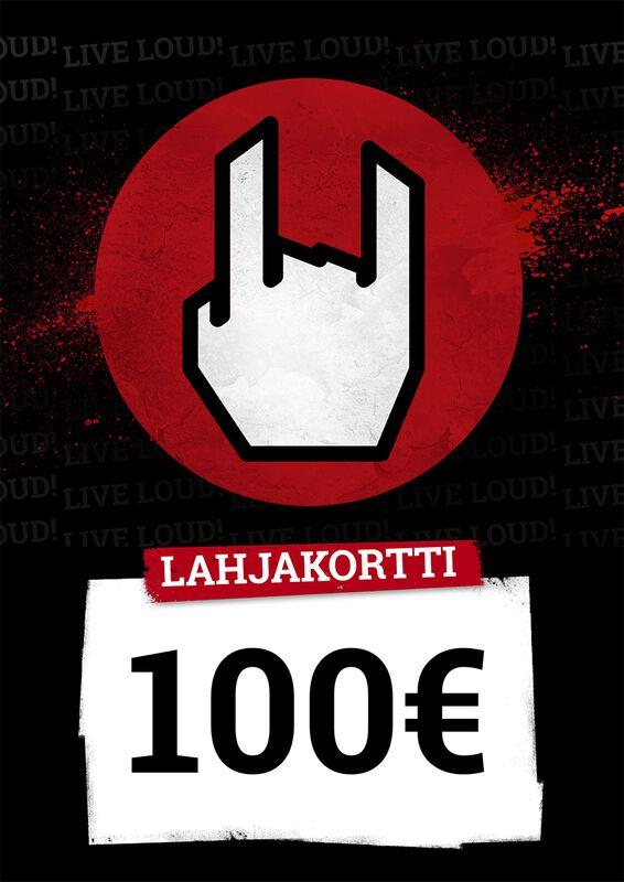 Lahjakortti 100,00 EUR