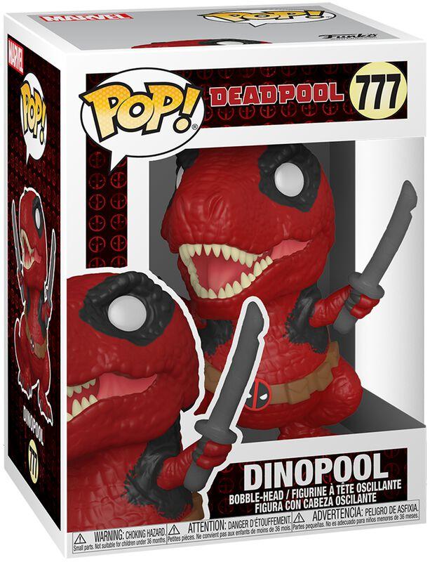 30th Anniversary - Dinopool Vinyl Figure 777 (figuuri)