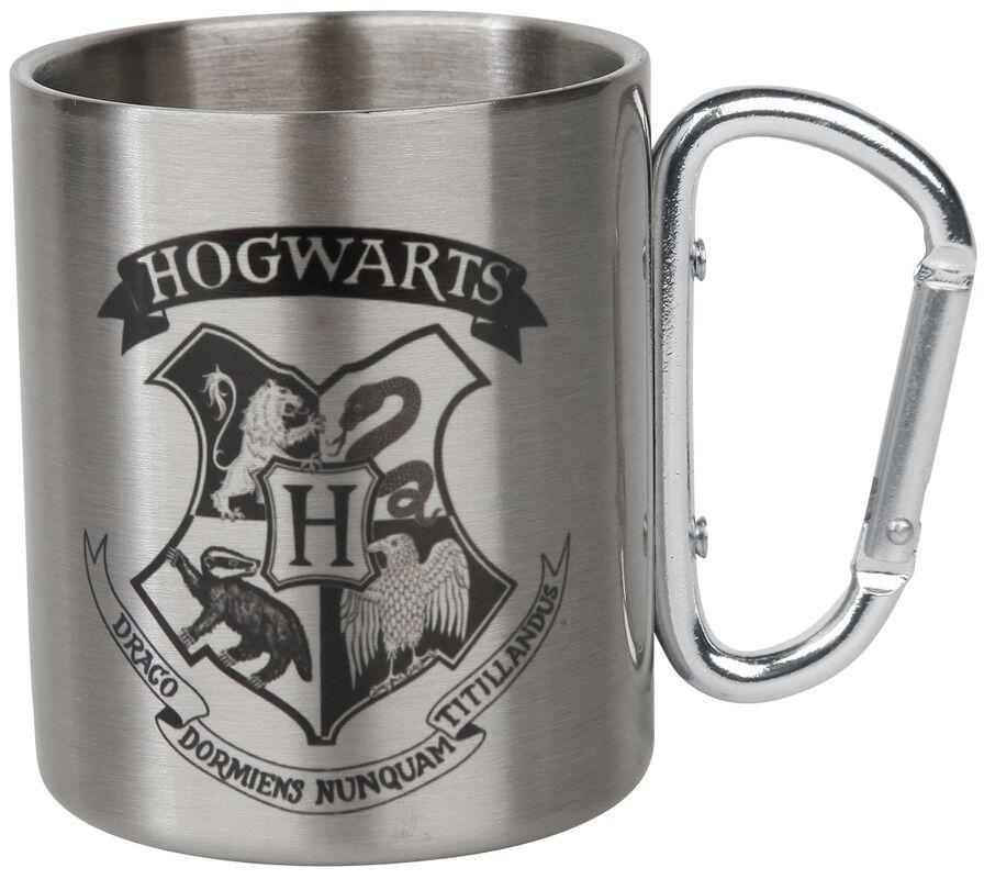 Hogwarts - Mug With Carabiner Clip