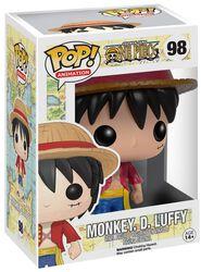Monkey D. Luffy Vinyl Figure 98 (figuuri)