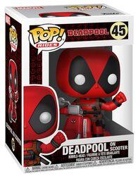 Deadpool on Scooter Vinyl Figure 45 (figuuri)