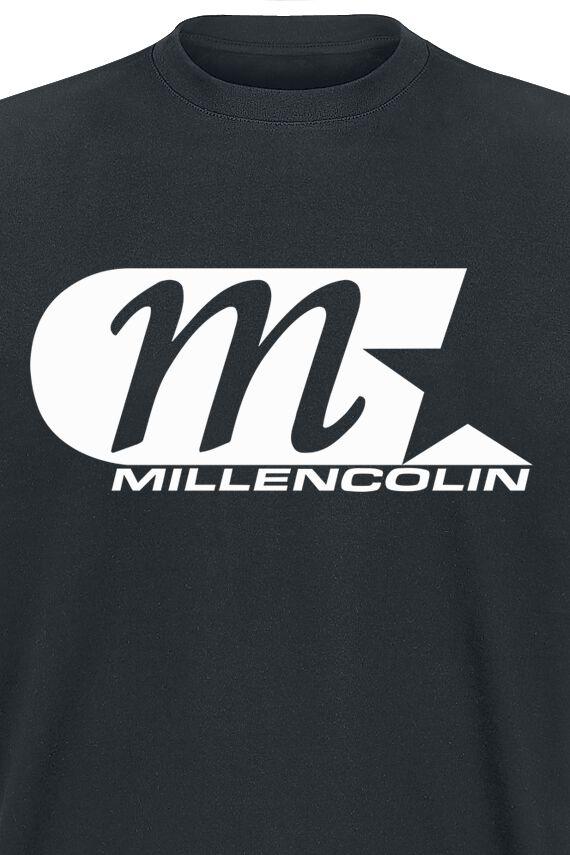 OK. Millencolin. Millencolin. Logo. T-paita 47e6335c77